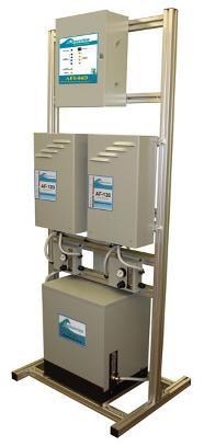Aquawing Ozone Laundry System