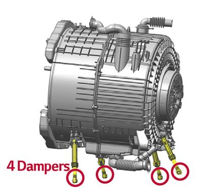 Damper Reduction