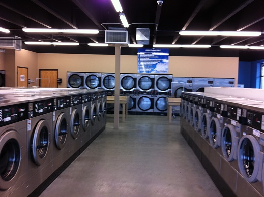 Commercial Laundry Machines, Washers & Dryers
